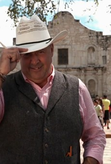 Zimmern tips his hat to the good food and people of San Anto