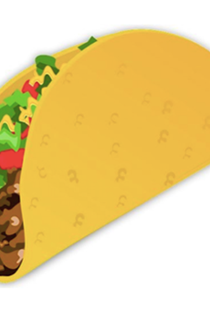 Rejoice, the taco emoji is here!