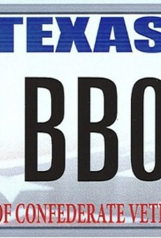 Dixie's Out: Supreme Court Says Texas Can Reject Confederate License Plates