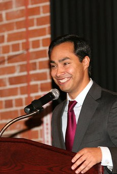 Rep. Joaquin Castro is part of a delegation to visit two South Texas detention centers.