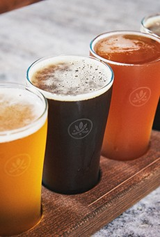 Pride of the Pearl: The list of homemade brews on tap evolves daily at Southerleigh.