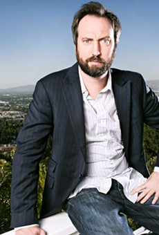Tom Green is at the Rivercenter Comedy Club this week on Monday, June 29.