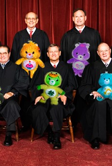 Supreme Court Justices Talk Polygamy, Slavery And Marriage Equality