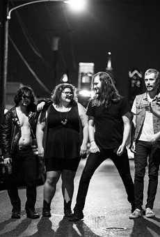Philadelphia quintet Sheer Mag is more American than you are