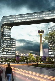 Hey, Look At This Cool Hemisfair Park Hotel That Will Never Exist