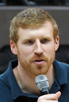 Matt Bonner will play for the Spurs next season.