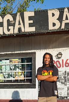 Kevin Hogan, of the aptly-named Reggae Bar on Austin Highway, has led the way in SA's fledgling revival of the genre Bob Marley made global.
