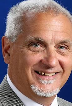 Former San Antonio Metro Health Director Dr. Thomas Schlenker