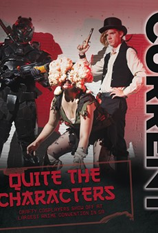 The Cosplayers Are Coming: San Japan Convention Brings Out Anime Fans