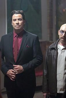 John Travolta stars in Criminal Activites, Jackie Earl Haley's directorial debut.