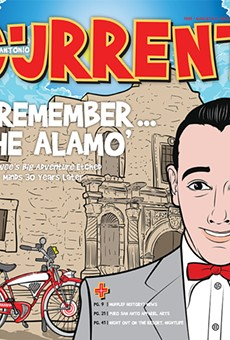 Blink And You'll Miss SA In 'Pee-wee's Big Adventure' But We're Still Happy To Claim It