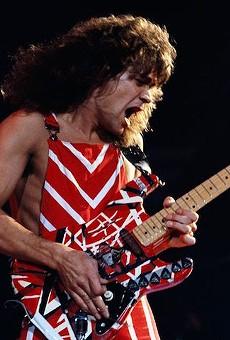 Legendary rock guitarist and San Antonio favorite Eddie Van Halen has died at age 65
