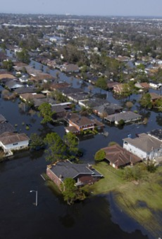 On August 29, 2005, Hurricane Katrina, a Catagory 5 storm, devastated New Orleans, Louisiana. 273,000 of the city's residents were displaced. Thousands evacuated to San Antonio, a city many of them still call home.