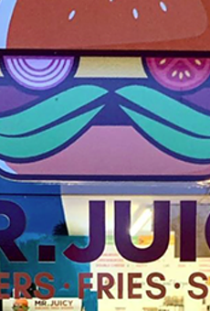 San Antonio's Longhorn Cafe chain has a beef with Mr. Juicy's name