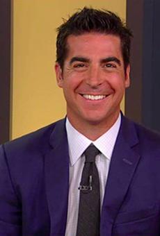 Fox News reporter Jesse Watters.