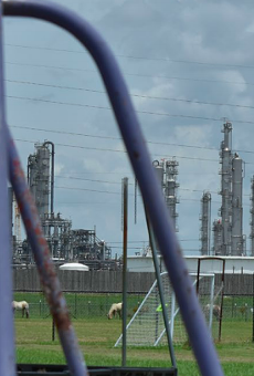 Texas' illegal industrial air pollution doubled as Trump administration deregulated, new report shows (3)