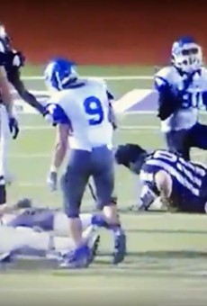 John Jay High School Football Players May Face Criminal Charges