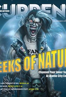 Illustrator Eric Messinger's take on DC Comic's character, Lobo.
