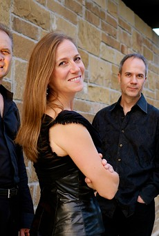 SOLI Chamber Ensemble opens season with outdoor performance at San Antonio Botanical Garden