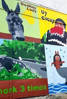 San Anto Cultural Arts Will Dedicate Three Murals Tonight
