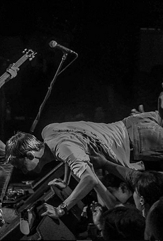 The Black Lips perform at Paper Tiger.