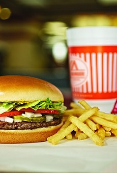 You've got two hours to help your fellow man by buying Whataburger on Tuesday night.