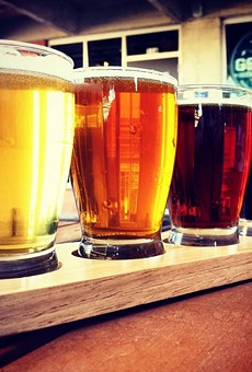 Three cheers for beer tours.