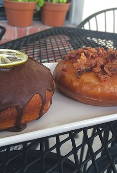 Don't miss the Mexican hot chocolate donuts.