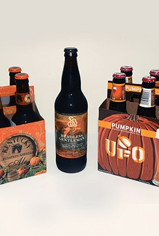 Pumpkin beer hit shelves in August ... is there any left?