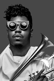 32-year-old trumpeter Christian Scott