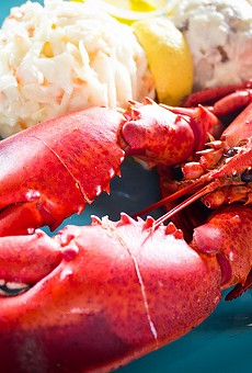 A whole week to celebrate lobster.