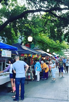 Find the People's Nite Market at La Villita next Tuesday.