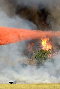 The Bastrop County Blaze Is Getting Worse