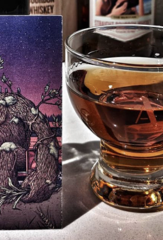 Texas distiller gets into Halloween spirit with Monster Mash single-barrel whiskey
