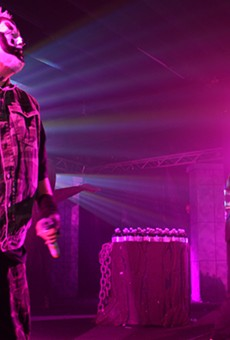 A Faygo Tsunami Swept San Antonio: Insane Clown Posse at Alamo City Music Hall