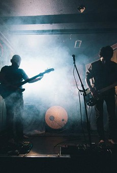 Musical chemists and other-science allusion-masters, Pop Pistol, headline the final free concert at the Arneson