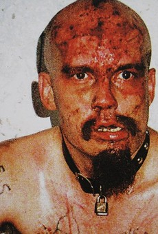 "Jesus Christ ""GG"" Allin, lover of: animals, the laughter of children, 'Nilla Wafers and sodomy."