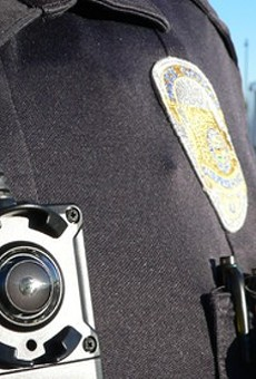 City Council to Vote on Contract to Equip All SAPD Officers with Body Cameras