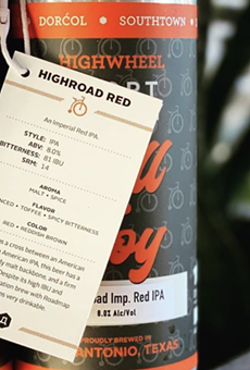 San Antonio breweries Dorćol and Roadmap release collaborative brew: HighRoad Imperial Red IPA