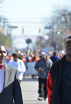 2015 Martin Luther King, Jr. Day March