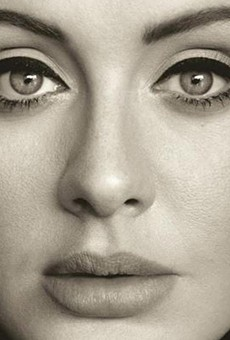 Artwork for Adele's third album, 25, to be released on November 20.