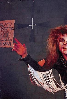Remember that time Ozzy Osbourne took a whizz on something we all hold dear? Yeah, he's sorry about that.