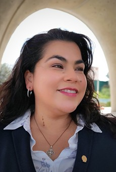Glitter Political: Councilwoman Rebecca Viagran wants District 3 to recognize its world-class status