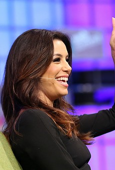 Eva Longoria is working on a show based loosely on the Castro twins.