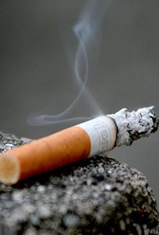 Smoking will soon be disallowed at Travis Park and Main Plaza.