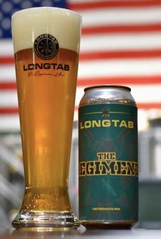 San Antonio's vet-owned brewery Longtab releasing IPA to raise money for veterans