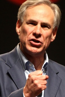 Gov. Greg Abbott may not have the authority to block Syrian refugees from entering Texas.