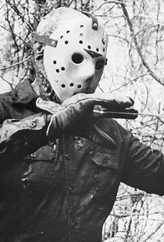 CJ Graham donned the hockey mask for Friday the 13th Part VI: Jason Lives.