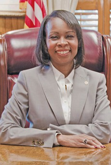 Ivy Taylor's historic victory in the mayoral race was one of the most important events of 2015.