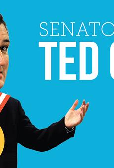 Senator Ted Cruz Tops Progress Texas' 'Top 10 Worst Texans of 2015' List (Again)
